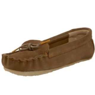 Clarks Originals Women's Kenzy Bliss Moccasin, Oakwood, 6 M US: Loafers Shoes: Shoes