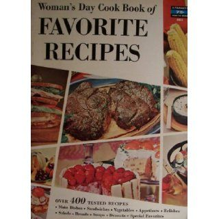 Woman's Day Cook Book of Favorite Recipes [ 1961. Fawcett How To Book 483 ] (Over 400 tested recipes) Larry Eisinger Books