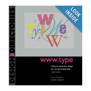 Www.Type (Design Directories) Roger Pring Books