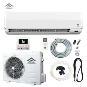 Amvent Elite 18,000 BTU (1.5 Ton) Ductless Mini Split Air Conditioner   220 V/60 Hz A55GW2C ELT