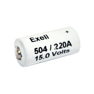 EVEREADY NO. 504 NEDA 220 15 VOLTS 1 BATTERY: Everything Else