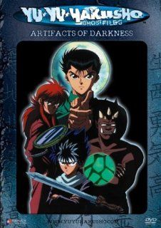 Yu Yu Hakusho, Vol. 2: Artifacts of Darkness: Justin Cook, Laura Bailey (II), Christopher Sabat, Cynthia Cranz, Chuck Huber, John Burgmeier, Kent Williams, Sean Teague, Linda Young (II), Meredith McCoy, Kasey Buckley, Susan Huber, Jessica Dismuke, Chris Ra
