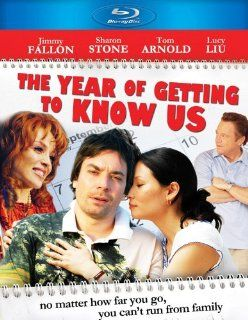 The Year of Getting to Know Us [Blu ray]: Tom Arnold, Armando Acevedo, Holland Hayes, Karl Anthony, Jimmy Fallon, Chase Ellison, Sharon Stone, Lucy Liu, Susanne Kreitman Taylor, John Connon, Gary Moss, Bree Turner, Patrick Sisam, Bill Johnson, D. Scott Lum