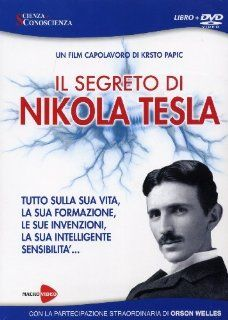 Segreto Di Nikola Tesla (Il) (Dvd+Libro)   IMPORT orson welles Movies & TV