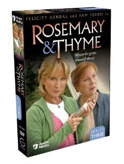 Rosemary & Thyme   Series Three: Felicity Kendal, Pam Ferris, Matthew Thrift: Movies & TV