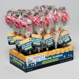 Ice Cream Sundae Bouquet Lollipop (80 Pieces) [Misc.]: Everything Else