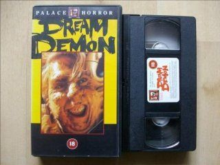 Dream Demon [VHS]: Jemma Redgrave, Kathleen Wilhoite, Timothy Spall, Jimmy Nail, Mark Greenstreet, Susan Fleetwood, Annabelle Lanyon, Nickolas Grace, Patrick O'Connell, Andrew Jones, Richard Warner, Harley Cokeliss, David Barber, David Brown, Jonathan