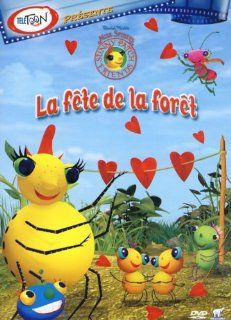 Miss Spider's Sunny Patch Friends   La Fete de la Foret (French Version with English Version Included): Movies & TV
