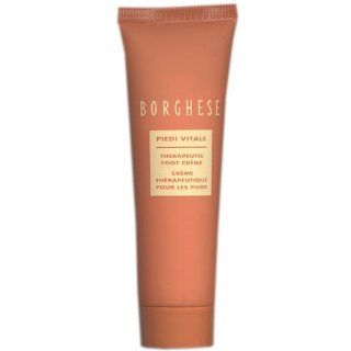 Borghese Therapeutic Foot Cr�me 1 oz (6 Pack) Health & Personal Care