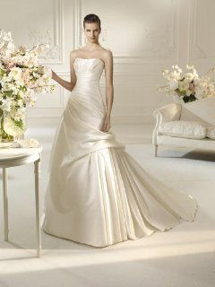 White One by Pronovias Tina Gown : Wedding Ceremony Accessories : Everything Else