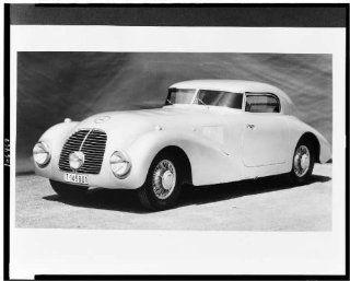 Photo: Mercedes Benz Typ 540 K mit kompressor, stromlinienwagen aus leichtmetall, 1940   Prints