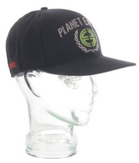 Planet Earth Logo Cap Black One Size at  Men�s Clothing store: Baseball Caps