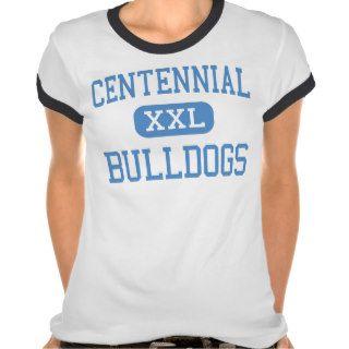 Centennial   Bulldogs   High   Las Vegas Nevada T Shirts