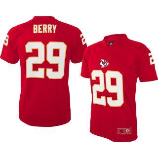 NFL Team Apparel Youth Kansas City Chiefs Eric Berry Fashion Performance Name
