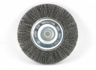6 Wire Wheel Brush