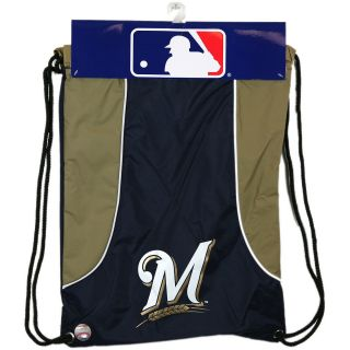 Concept One Milwaukee Brewers Heavy Duty Machine Washable Team Logo Backsack