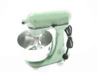 Dollhouse Miniatures PISTACHIO Accessories Mixer Electric Kitchenware 9567 Toys & Games
