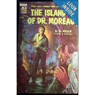 The Island of Dr. Moreau (Science Fiction Classic, D 537) H.G. Wells Books