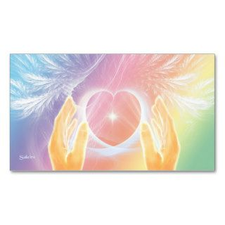 Healing Angel Business Card