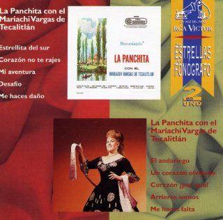 La Panchita Con El Mariachi Vargas De Tecalitlan: Music