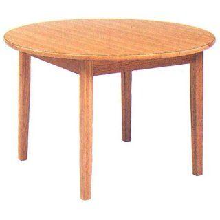 Oak Library Table   Portable Tables