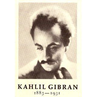 The Prophet (A Borzoi Book): Kahlil Gibran: 9780394404288: Books
