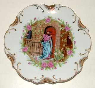 Jesus Knocking At The Door Collector Plate  Commemorative Plates