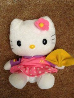 Mcdonalds Hello Kitty Cheeseburger Toys & Games