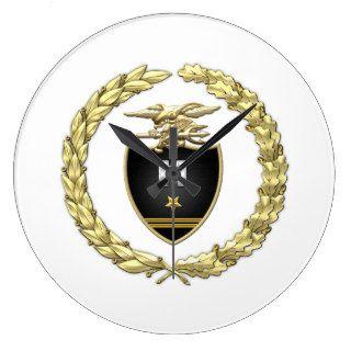 [200] Navy SEAL LT Special Edition Clocks