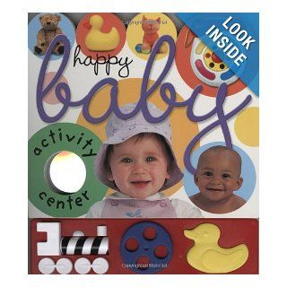 Happy Baby: Baby Activity Center: Roger Priddy: 9780312490737: Books