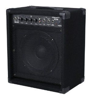 Fender 25 Watt Bass Amplifier Musical Instruments