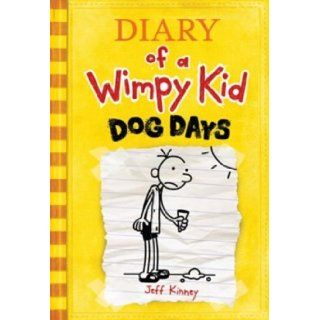 Dog Days (Diary of a Wimpy Kid, Book 4) Jeff Kinney 9780810983915 Books