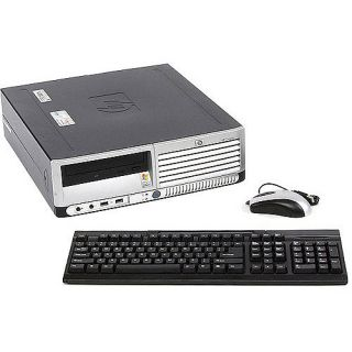 HP DC7100 Refurbished Desktop PC, HP Desktop with Windows XP
