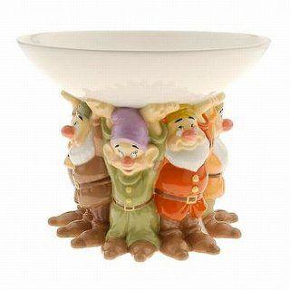 Disney Snow White   Dwarfs Footed Bowl   Decorative Bowls