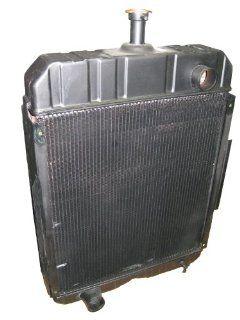 Case International Tractor Radiator OE 378713R91 378713R92 Automotive