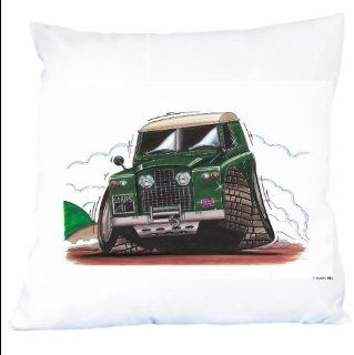 LAND ROVER SERIES 2 KOOLART Cushion (Personalised Free )583   Pillow Shams