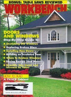 Workbench, the Do It Yourself Magazine, March 1993, Vol 49 No 1.: Robert, Editor Hoffman: Books