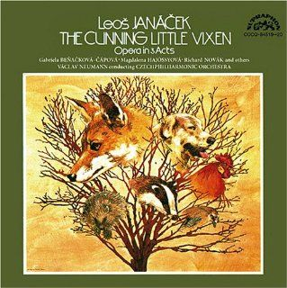 Leos Janacek: The Cunning Little Vixe: Music