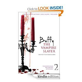 Buffy the Vampire Slayer 2: Halloween Rain; Bad Bargain; Afterimage eBook: Christopher Golden, Nancy Holder, Diana G. Gallagher, Pierce Askegren: Kindle Store