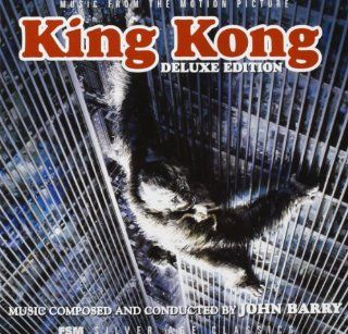 King Kong: Deluxe Edition: Music