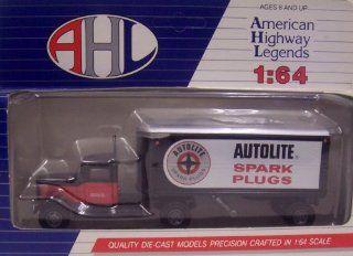Hartoy 53105 Autolite Semi Truck 1/64: Toys & Games