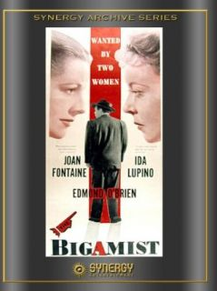 The Bigamist: Joan Fontaine, Ida Lupino, Edmund Gwenn, Edmond O'Brien:  Instant Video
