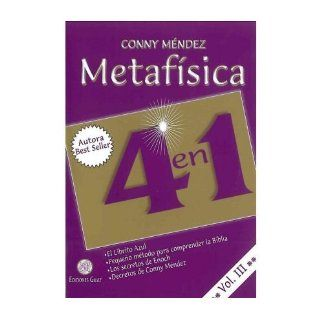 Metafisica 4 en 1: Conny Mendez: Books
