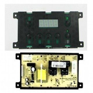 Frigidaire Kenmore Tappan Range Stove Oven Control Board Clock Timer 316222803 316222807 : Other Products : Everything Else