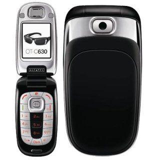 Alcatel C630a Flip Phone With Camera: Electronics