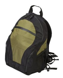Tenba 632 511 Shootout Backpack Ultralight (Black/Olive)  Laptop Computer Backpacks  Camera & Photo