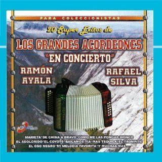 Los Grandes Del Acordeon Music