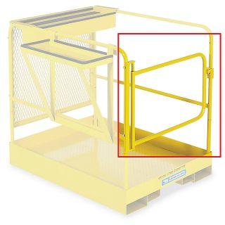 Hercules Hinged Door Kit For Work Platforms   Fits 40X48 Work Platforms  (MP 20HD)