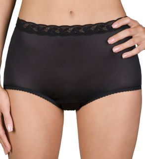 Shadowline 17014 Pants & Daywear Nylon Brief Panty