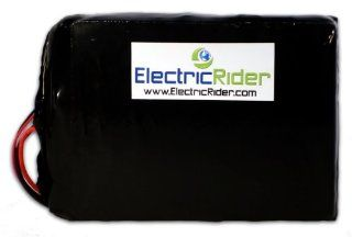Lithium Manganese 36V 20AH Battery for Electric Bicycles and Electric Bike Kits  Electric Bicycles  Sports & Outdoors
